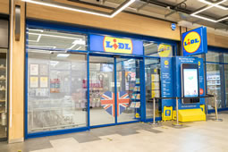 Lidl Opens Its New Store in Kings Mall