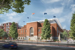 Hammersmith Town Hall Redevelopment Moves a Step Closer