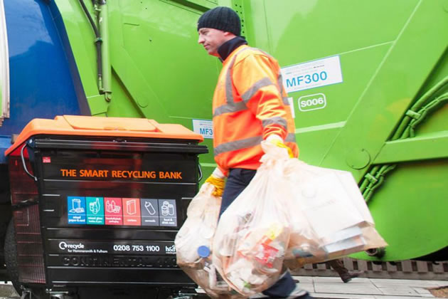 Binmen were asked to work through the pandemic and not take annual leave