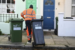 Backlash Against Council Introduction of Wheelie Bins
