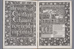125 Years of the Kelmscott Chaucer To Be Marked